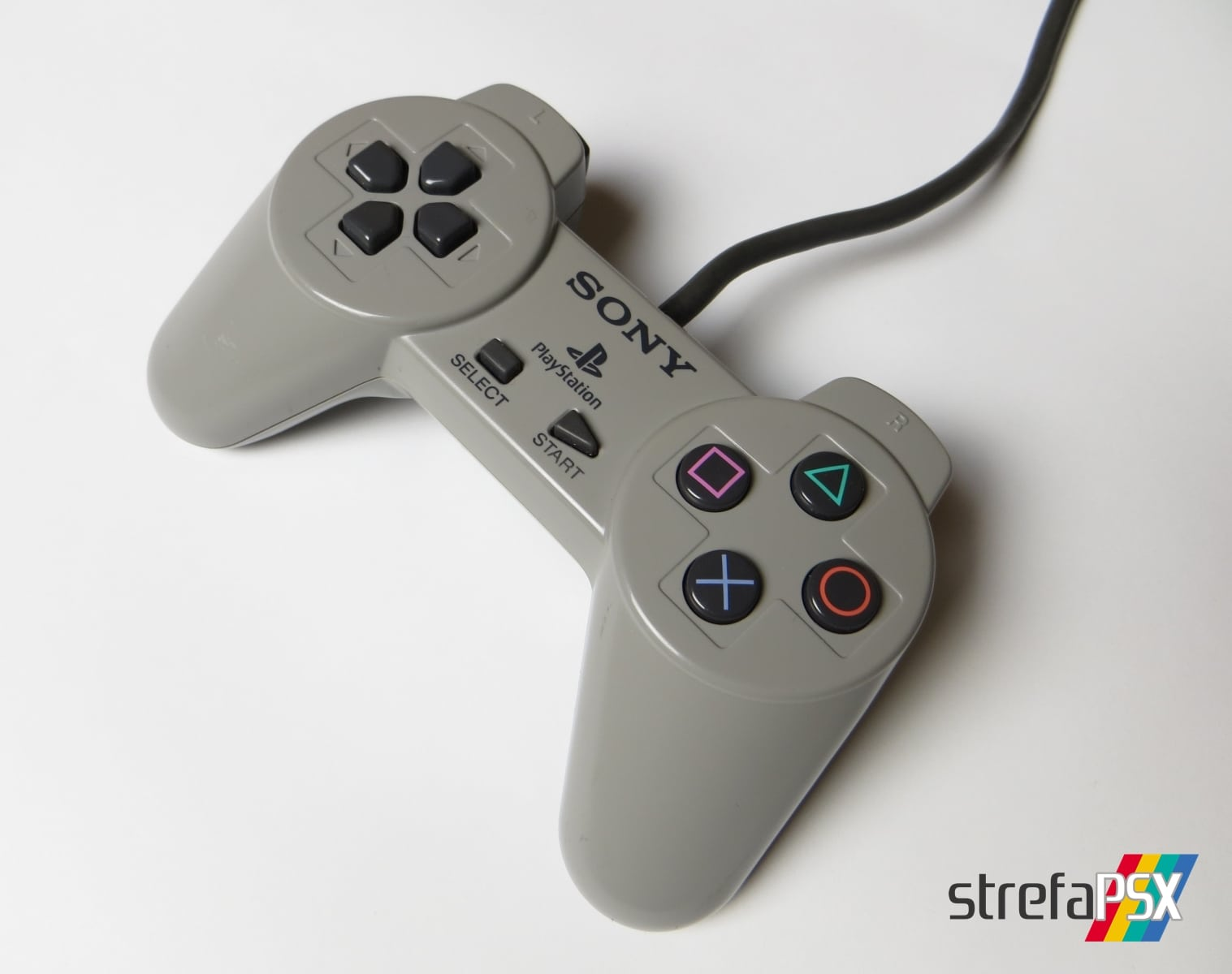 playstation controller scph 1010 3 - 20 ciekawostek o PlayStation na 20lecie marki