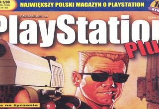 """playstation plus wywiad banner 320x220 - Wywiad z redaktorem naczelnym magazynu """"PlayStation Plus"""""""