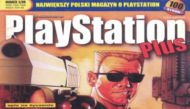 """playstation plus wywiad banner 384x220 - Wywiad z redaktorem naczelnym magazynu """"PlayStation Plus"""""""