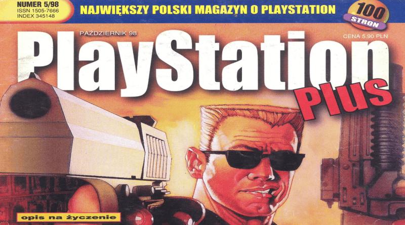 """playstation plus wywiad banner - Wywiad z redaktorem naczelnym magazynu """"PlayStation Plus"""""""