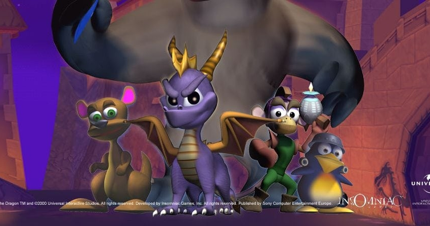 spyro 3 banner 987 850x447 - Recenzja - Spyro Year of the Dragon
