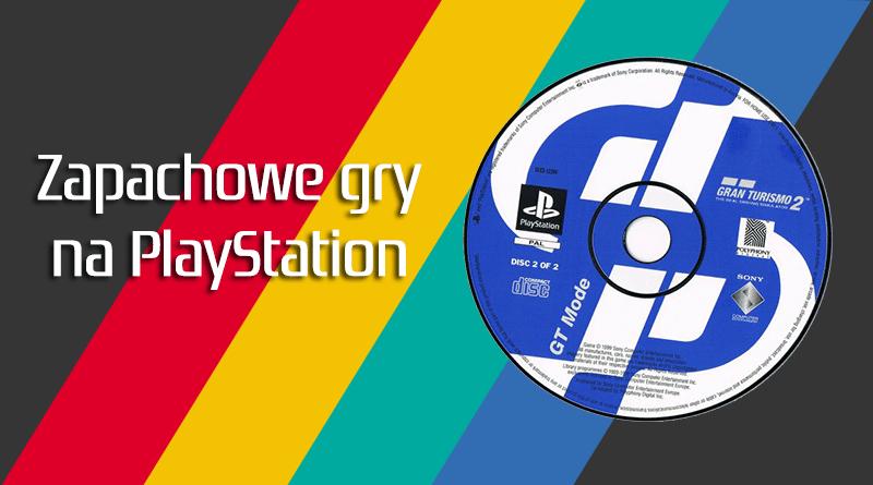 zapachowe gry na playstation baner - 20 ciekawostek o PlayStation na 20lecie marki