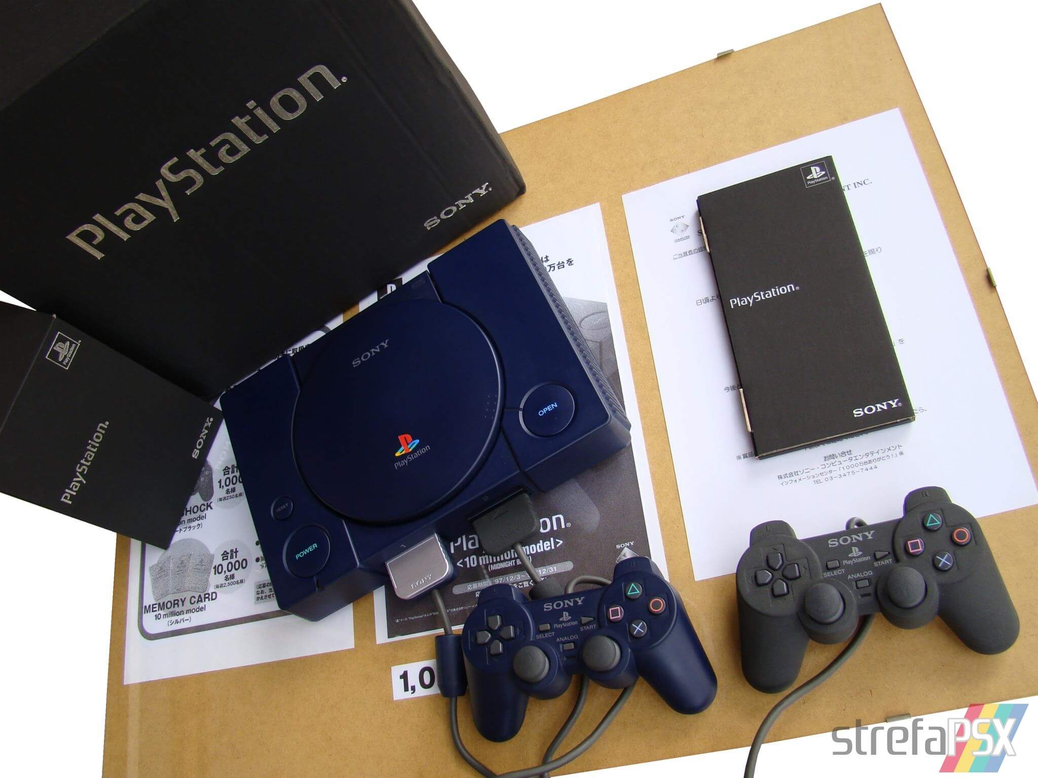 playstation 10 million model scph 700004 - [SCPH-700x] PlayStation 10 Million Model