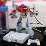 ps1 20 anniversary 45 150x150 - Optimus Prime na 20lecie PlayStation