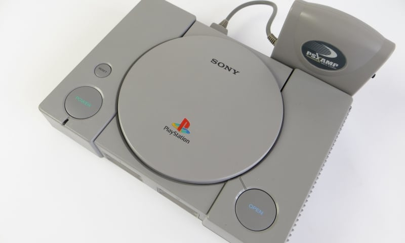 odtwarzanie mp3 na psx baner - 20 ciekawostek o PlayStation na 20lecie marki