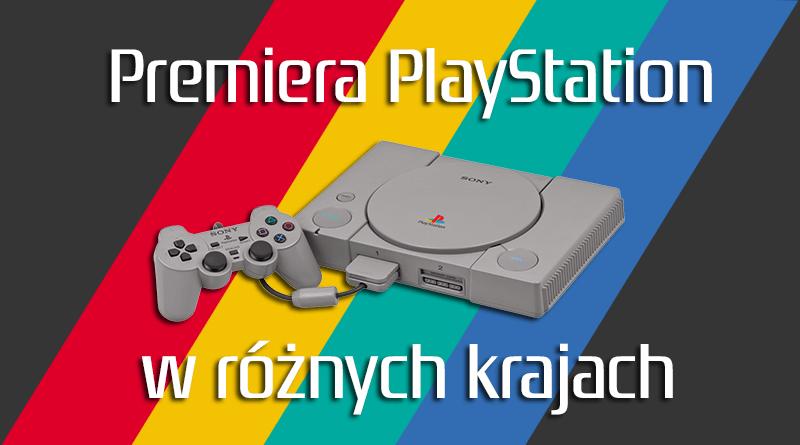 premiera playstation w roznych krajach baner - Fakty, nie mity #1 - Premiera PlayStation w regionie PAL