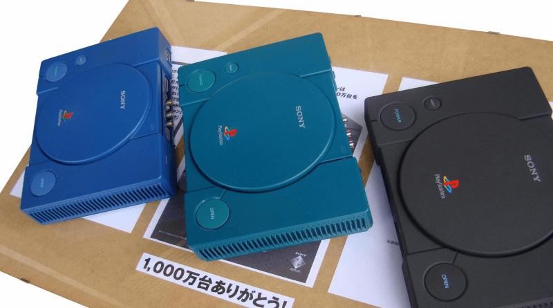 wersje kolorystyczne playstation baner - Przegląd wersji kolorystycznych PlayStation