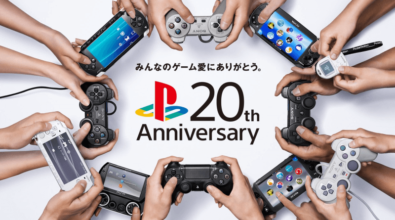 20 ciekawostek na 20 lecie PlayStation - 20 ciekawostek o PlayStation na 20lecie marki