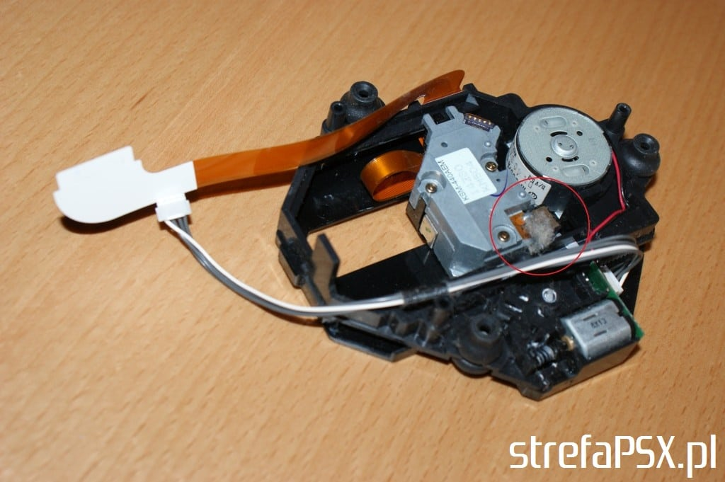 psx jak rozebrac i wyczyscic konsole psx 10 - Jak rozebrać i wyczyścić konsolę?