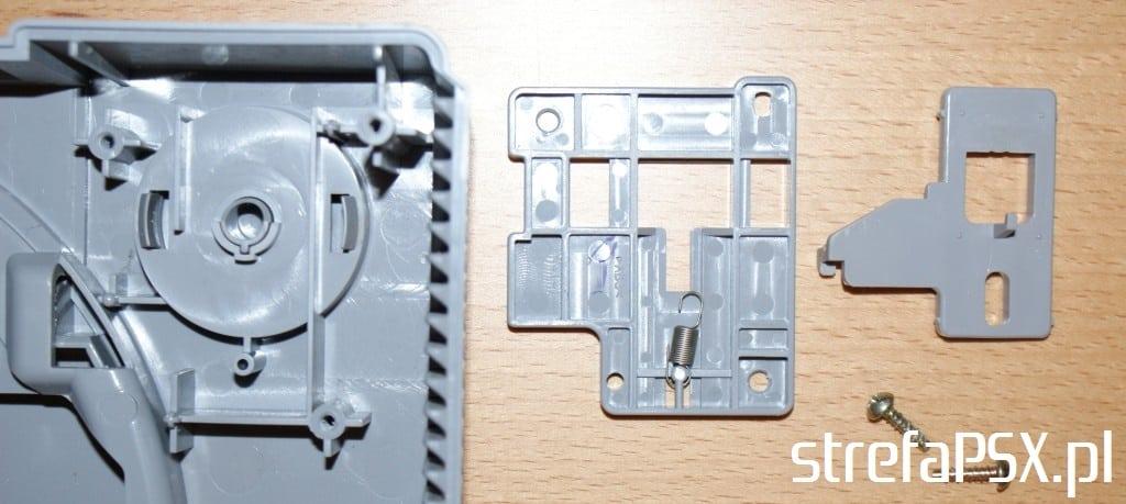 psx jak rozebrac i wyczyscic konsole psx 14 - Jak rozebrać i wyczyścić konsolę?