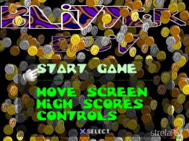 Blitter Boy 4 - Najlepsze gry stworzone za pomocą Net Yaroze