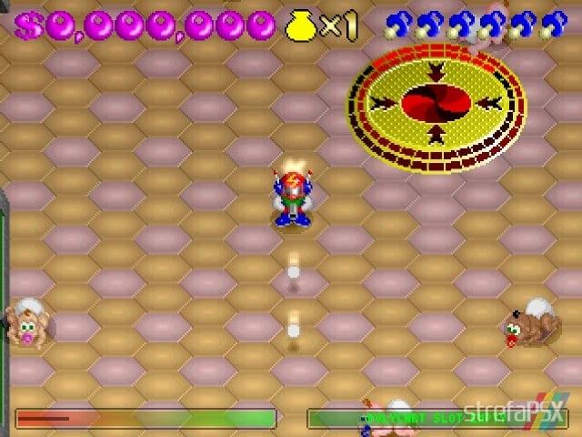 Blitter Boy 5 - Najlepsze gry stworzone za pomocą Net Yaroze