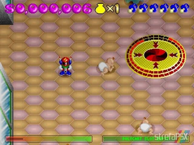 Blitter Boy 6 - Najlepsze gry stworzone za pomocą Net Yaroze