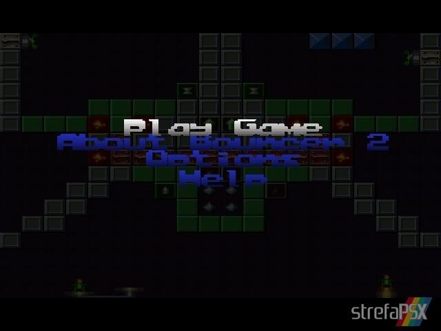 Bouncer 2 - Najlepsze gry stworzone za pomocą Net Yaroze