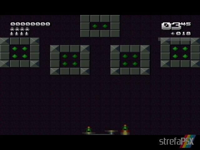 Bouncer 3 - Najlepsze gry stworzone za pomocą Net Yaroze