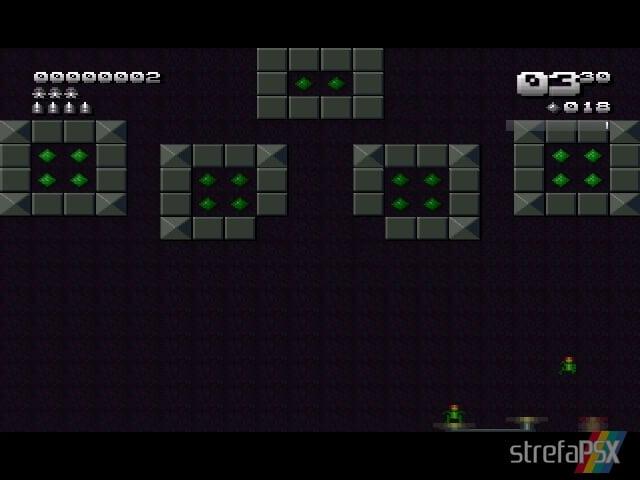 Bouncer 4 - Najlepsze gry stworzone za pomocą Net Yaroze