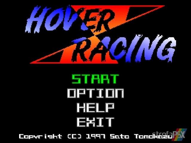 Hoover Racing 2 - Najlepsze gry stworzone za pomocą Net Yaroze