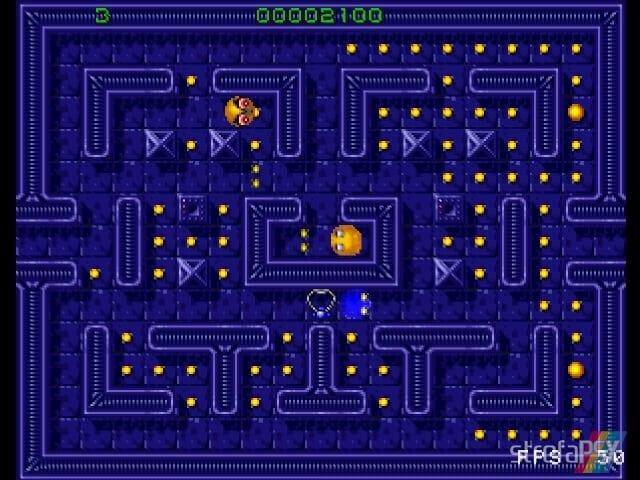 Manic X2 4 - Najlepsze gry stworzone za pomocą Net Yaroze
