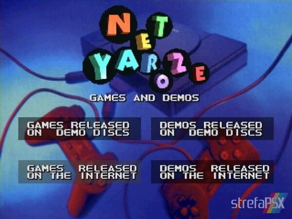 Net Yaroze 1 - Najlepsze gry stworzone za pomocą Net Yaroze
