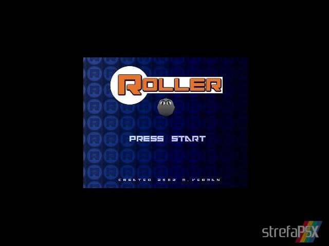 Roller 2 - Najlepsze gry stworzone za pomocą Net Yaroze