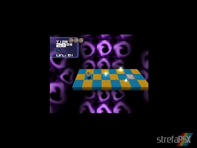 Roller 3 - Najlepsze gry stworzone za pomocą Net Yaroze