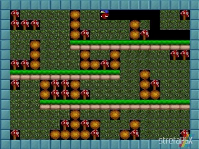 Sam The Boulder Man 5 - Najlepsze gry stworzone za pomocą Net Yaroze