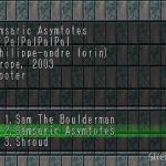 Samsaric Asymtotes 1 150x150 - Najlepsze gry stworzone za pomocą Net Yaroze