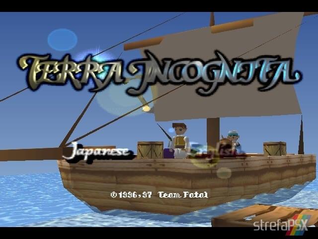 Terra Incognita 3 - Najlepsze gry stworzone za pomocą Net Yaroze