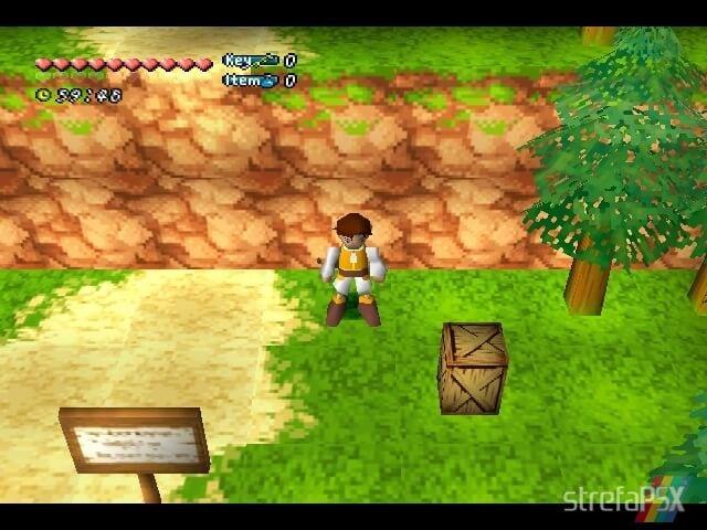 Terra Incognita 8 - Najlepsze gry stworzone za pomocą Net Yaroze