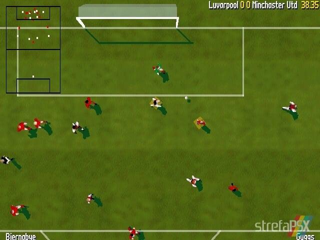 Total Soccer Yaroze 5 - Najlepsze gry stworzone za pomocą Net Yaroze