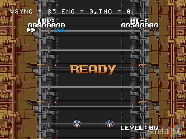 Wanisan Shooting Game 2 - Najlepsze gry stworzone za pomocą Net Yaroze