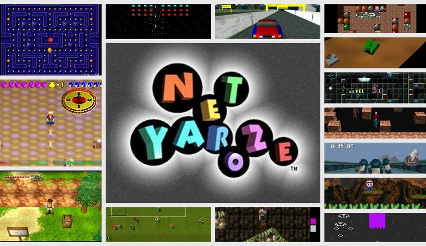 przeglad gier net yaroze 850x491 - Najlepsze gry stworzone za pomocą Net Yaroze