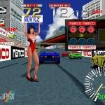 ridge racer psx ciekawostki 09 150x150 - Pierwszy Ridge Racer - gra pełna niespodzianek