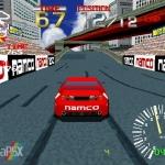 ridge racer psx ciekawostki 10 150x150 - Pierwszy Ridge Racer - gra pełna niespodzianek