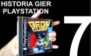 Geom Cube - Historia Gier PlayStation