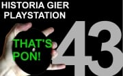 Thats Pon - Historia Gier PlayStation