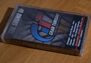 """kaseta gran turismo z polskiej dystrybucji baner 320x220 - Kaseta """"The sound of Gran Turismo"""" z polskiej dystrybucji"""