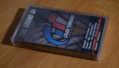 """kaseta gran turismo z polskiej dystrybucji baner 384x220 - Kaseta """"The sound of Gran Turismo"""" z polskiej dystrybucji"""