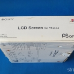 psone screen scph 152 5 150x150 - [SCPH-152] Ekran do PS one / PS one LCD Screen
