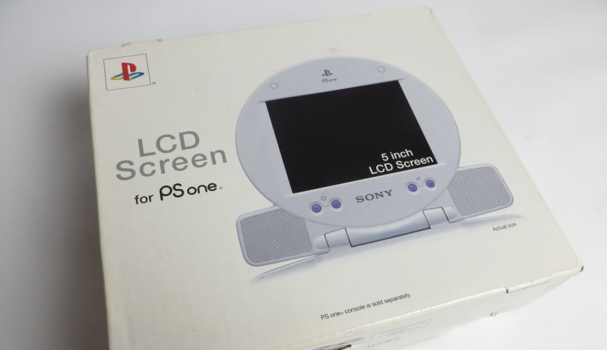 scph 152 psone screen baner 850x491 - [SCPH-152] Ekran do PS one / PS one LCD Screen