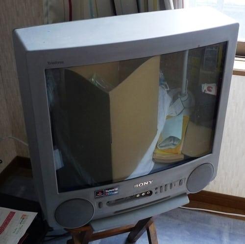 telewizor Sony Trinitron KV 21SP1 4 - Telewizor stworzony z myślą o PlayStation - Sony KV-21SP1