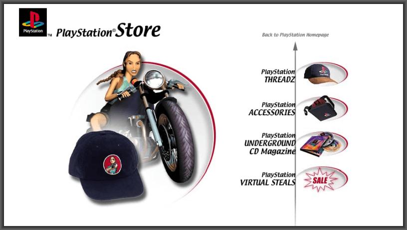 wehikul czasu playstation store baner - Wehikuł czasu #1 - PlayStation Store