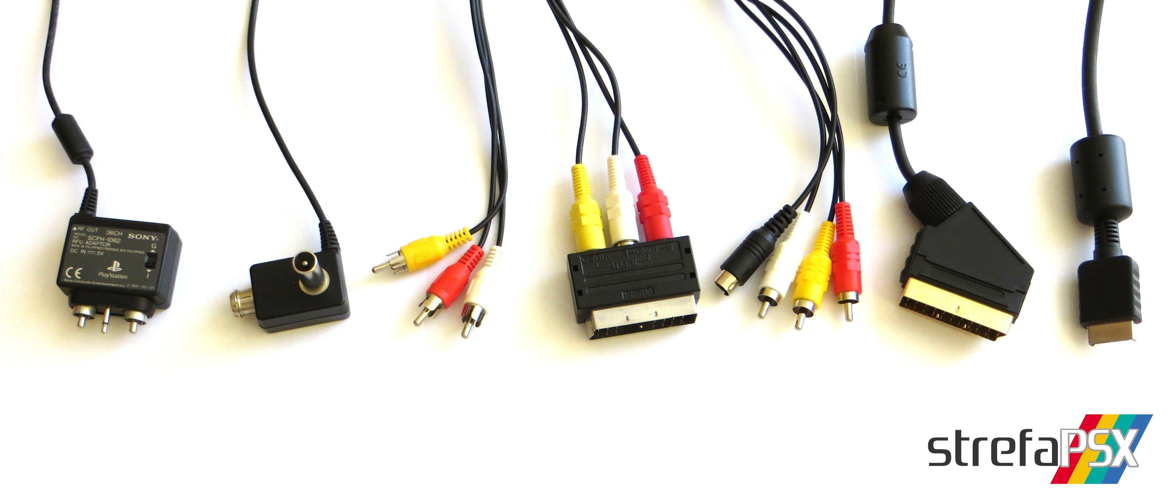 jakosc obrazu kable - Jakość obrazu - Composite vs S-Video vs SCART RGB