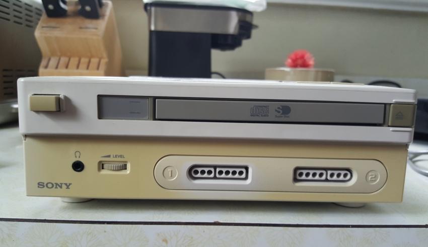 playstation prototype 3 850x491 - Prototyp Nintendo PlayStation - aktualizacja i pierwszy filmik