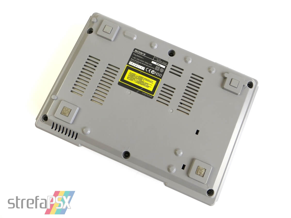 psx scph 5502 13 - [SCPH-5502] PlayStation