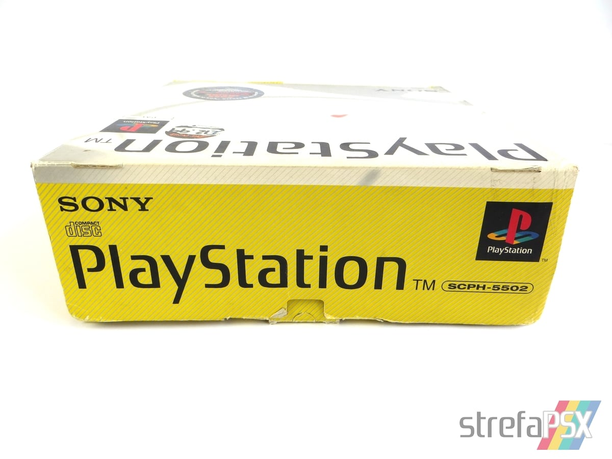 psx scph 5502 box 7 - [SCPH-5502] PlayStation