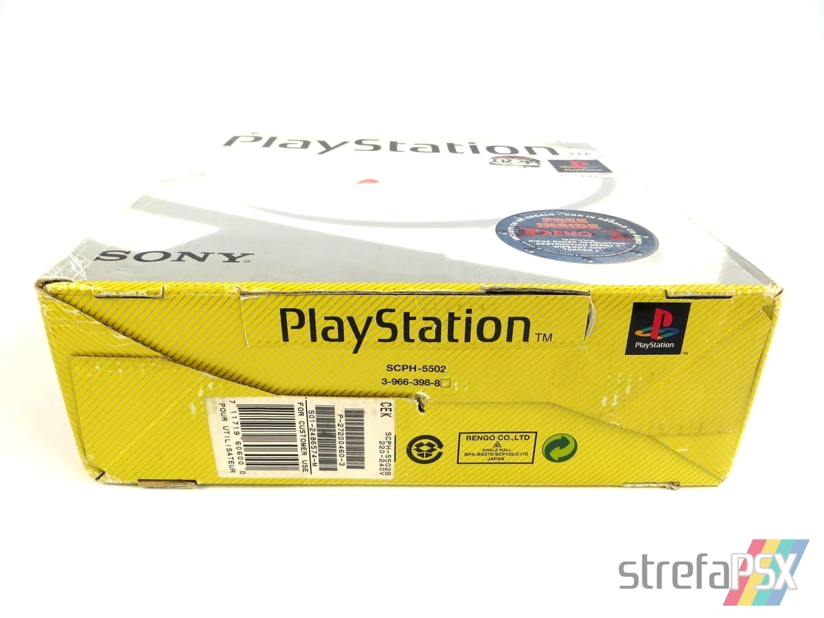 psx scph 5502 box 9 - [SCPH-5502] PlayStation