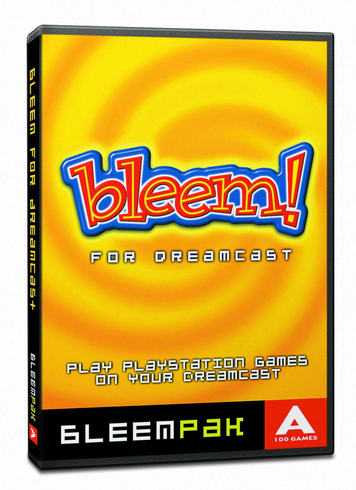 bleemcast - Emulator bleem! / bleemcast! - czyli walka Dawida z Goliatem