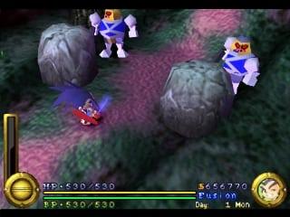 brave - Przegląd najlepszych gier RPG na PlayStation