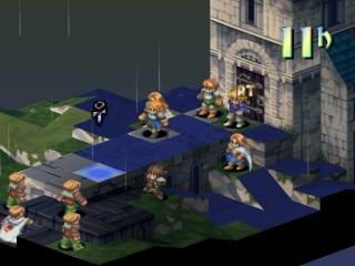 fft3 - Przegląd najlepszych gier RPG na PlayStation